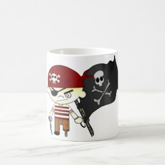 Scallywag Pirate KIDS Coffee Mug