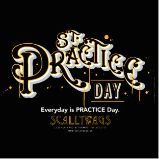 Scallywags St Practice Day Cutout