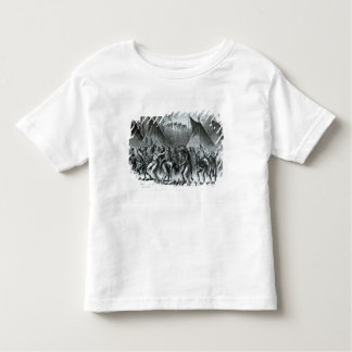 Scalp Dance from 'Sketches of Indian Warfare' T-shirt