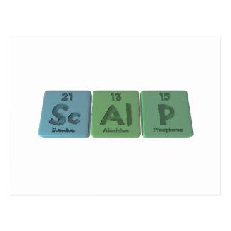 Scalp-Sc-Al-P-Scandium-Aluminium-Phosphorus.png Postal