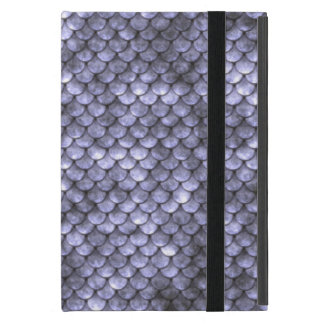 Scaly Gray Snakeskin iPad Mini Case