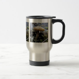 Scaly Mushroom Photo Travel Mug