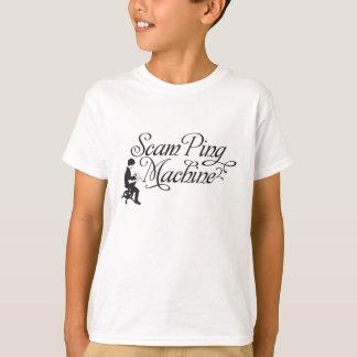 Scam Ping Machine Kids T-Shirt