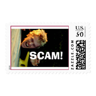 SCAM! POSTAGE