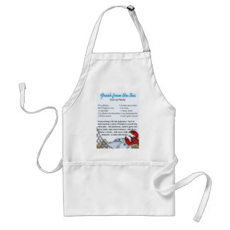 Scampi Adult Apron