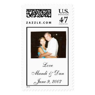 scan0001, LoveMandi & DanJune 9, 2007 Postage