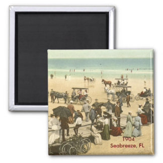 scan0002,           1904 Seabreeze, FL 2 Inch Square Magnet