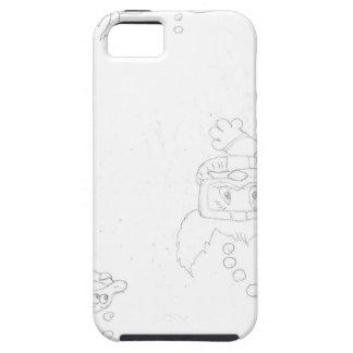 Scan0002 iPhone SE/5/5s Case