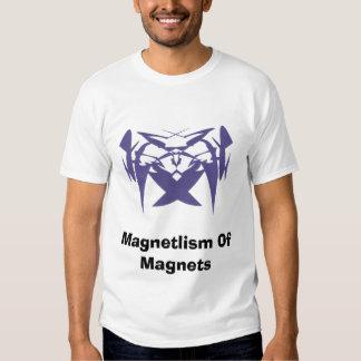 scan0002, Magnetlism Of Magnets T-shirts