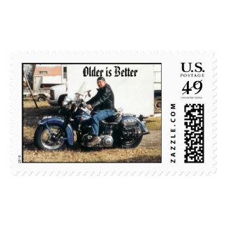 scan0002, Older is Better Postage
