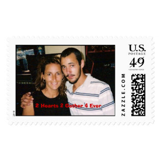 scan0003, 2 Hearts 2 Gether 4 Ever Postage