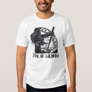 scan0003 (3), Toa o Samoa T-Shirt