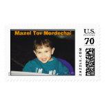 scan0003, Mazel Tov Mordechai Postage