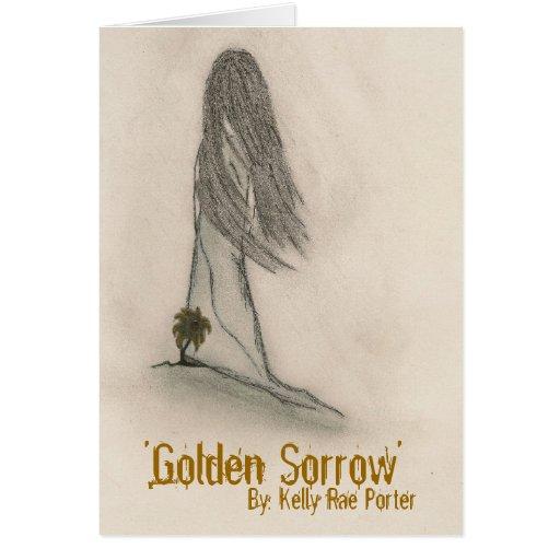 """SCAN0013, """"dolor de oro"""", cerca: Portero de Kelly  Tarjeta"""