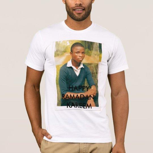 scan0014,   HAPPY RAMADAN  KAREEM T-Shirt