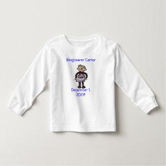 scan0014, Ringbearer CarterDecember 1, 2007 Toddler T-shirt
