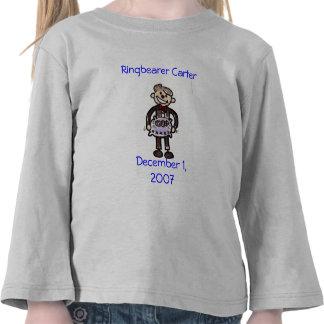 scan0014 Ringbearer CarterDecember 1 2007 T-shirts