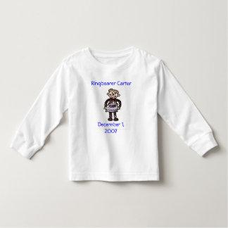 scan0014, Ringbearer EvanDecember 1, 2007 Toddler T-shirt