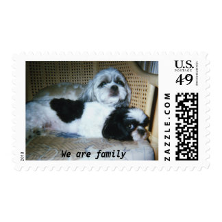 scan2_2, We are family Postage