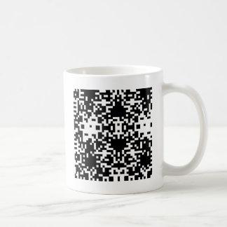 Scan Code Coffee Mug
