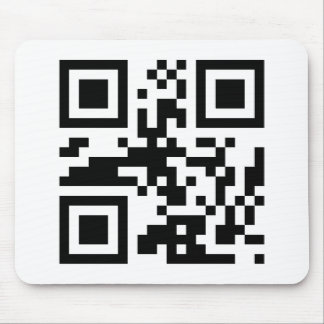 Scan Me Mouse Pad
