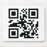 Scan Me Mouse Pads