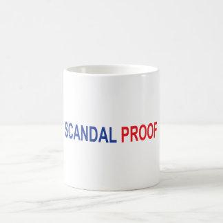 Scandal Proof Coffee Mug
