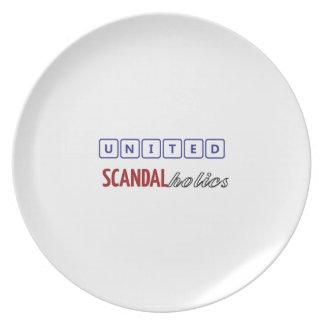 scandalholics unido platos