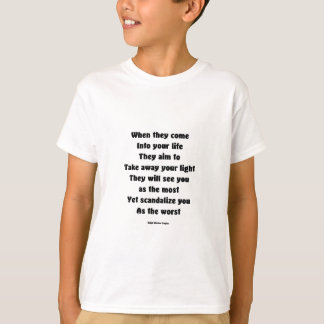 Scandalize you as the worst T-Shirt