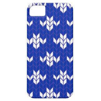 Scandia Blue Knit iPhone5/5S Case