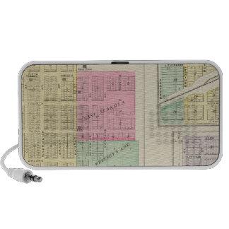 Scandia, Mystic, White Rock, Ida, Cuba, Kansas iPhone Speaker