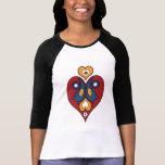 ScandiBirds Scandinavian inspired Bird Shirt