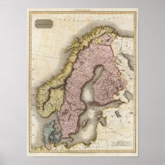 Scandinavia 2 poster