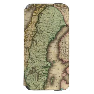 Scandinavia 3 iPhone 6/6s wallet case