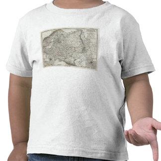 Scandinavia and Russia Tshirts