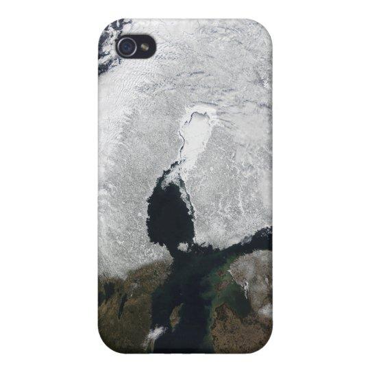 Scandinavia iPhone 4 Cover
