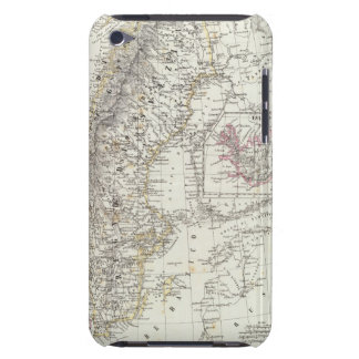Scandinavia, Sweden, Norway iPod Touch Case