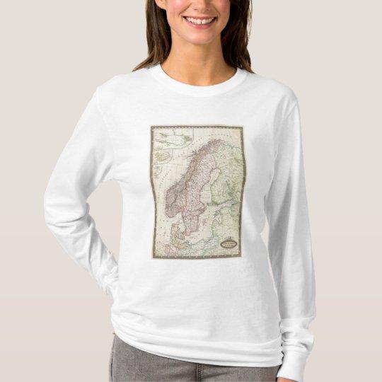 Scandinavia, Sweden T-Shirt