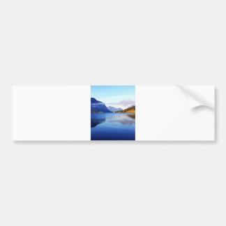 Scandinavian beauty bumper sticker