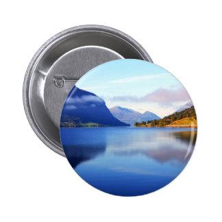 Scandinavian beauty pinback button