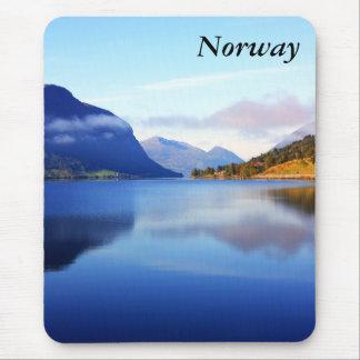 Scandinavian beauty, Norway Mouse Pad