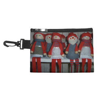 Scandinavian Christmas Dolls Accessories Bag