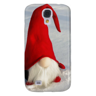Scandinavian Christmas Gnome Samsung Galaxy S4 Cover