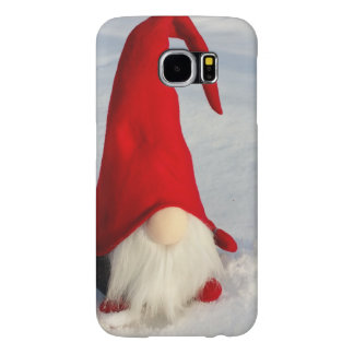 Scandinavian Christmas Gnome Samsung Galaxy S6 Case