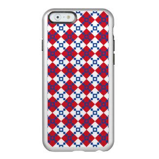 Scandinavian Christmas Pattern Incipio Feather Shine iPhone 6 Case