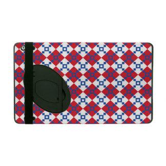 Scandinavian Christmas Pattern iPad Case