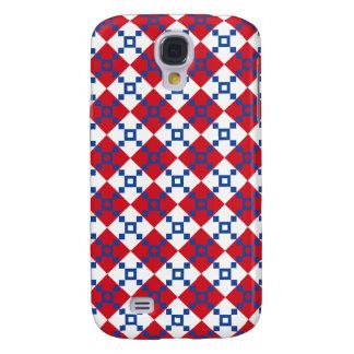Scandinavian Christmas Pattern Samsung S4 Case