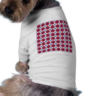 Scandinavian Christmas Pattern T-Shirt