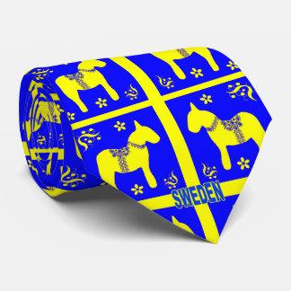 Scandinavian design neck tie