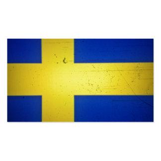 Scandinavian Flags Business Card